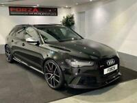 Audi RS6 Avant 4.0 TFSI ( 605ps ) Avant Tiptronic 2018MY quattro Performance