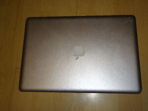 Macbook pro 15.4 po (mi-2010)