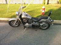 2001 Kawasaki Vulcan Classic - Great Condition