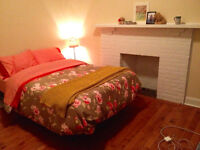SUMMER SUBLET - Renovated Downtown Apartment