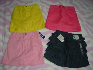 5T Girls --- Jean Skirts (Brand NEW with Tag)