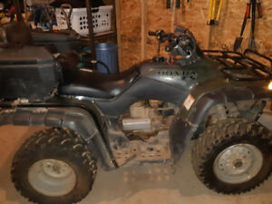 2002 Honda Fourtrax 350SE