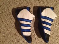 Adidas men's basketball shoes size 12