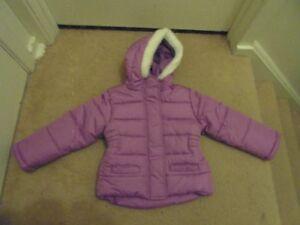size 4 oshkosh coat