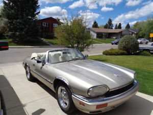 1995 Jaguar XJS Convertible - beautiful condition