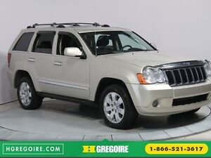 2010 Jeep Grand Cherokee LIMITED 4X4 CUIR TOIT MAGS