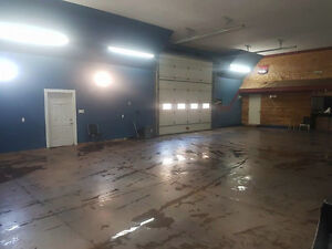 Two space for rent 2400sqft & 1200sqft