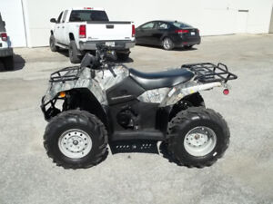 2009 Suzuki King Quad 400 4x4