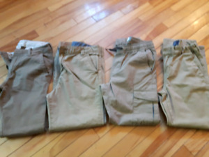 Boys Youth pants, size 10/12