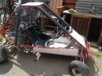Quadzilla 270 buggy