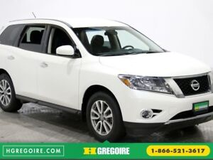 2015 Nissan Pathfinder S 4WD AUTO A/C GR ELECT MAGS 7 PASSAGERS