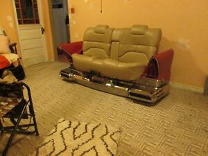 1957 :Lincoln Premiere Car Couch