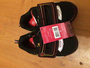 Size 9 child light up shoes