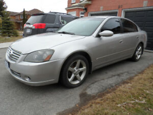 2006 Nissan Altima 3.5 SL ,4dr, Loaded, CERTIFIED & E Tested