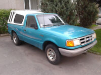 1994 Ford Ranger Single cab, short bed Pickup Truck