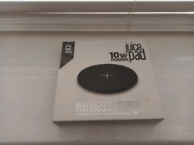 Wireless Juice Charge..New in Box