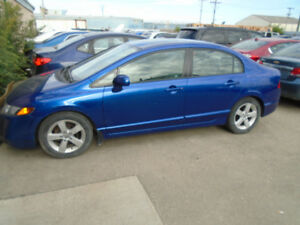 $4,995.00  2006 Honda Civic EX 4 door Sedan