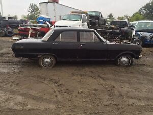 1963 Chevy 2 parting out   Manual transmission