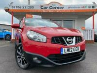 2012 Nissan Qashqai DCI N-TEC PLUS used cars Rochdale, Greater Manchester Hatchb