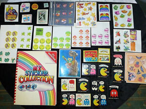 Looking For Vintage Stickers & Sticker Albums/Books