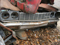 1964 Chevrolet front clip, complete, sell or trade