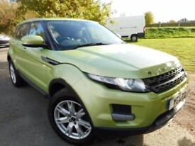 2012 Land Rover Range Rover Evoque 2.2 SD4 Pure 5dr Auto [Tech Pack] PAN ROOF...