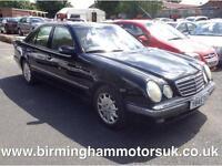 2001 Mercedes-Benz E Class 2.6 E240 Elegance 4dr