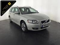2011 61 VOLVO V50 SE LUX EDITION DRIVE ESTATE 2 OWNERS FULL HISTORY FINANCE PX