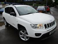 2011 JEEP COMPASS CRD LIMITED 4WD LEATHER 4X4 DIESEL