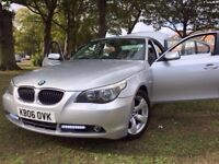 BMW 525D 2006 AUTOMATIC DIESEL FSH EXTRAS TOP SPEC £3595 ono