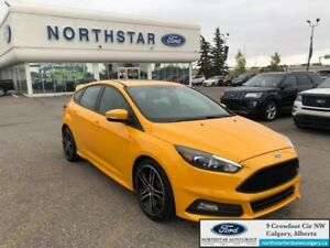 2015 Ford Focus ST  - Leather Seats -  Bluetooth - $178.16 B/W