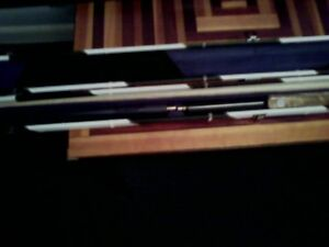 Mark Richard 3/4 snooker cue
