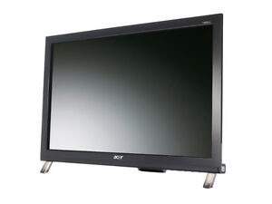 Moniteur Acer HP Touch Screen T231H