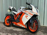 KTM RC8-R COLLECTABLE SPORTS MOTORCYCLE