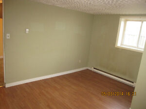 2 bedroom apt on quiet cul de sac in mt pearl