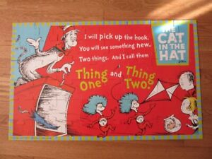 Dr Suess Cat in the Hat Floor Puzzle
