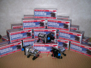 Shur-Flo Revolution Water Pumps
