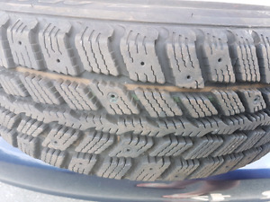 3 15' tires only used one winter!