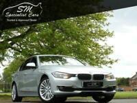 2012 12 BMW 3 SERIES 2.0 320D LUXURY 4D 184 BHP DIESEL