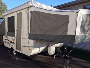 2013 Jayco tent trailer.
