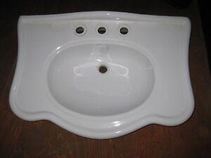 Beautiful Pedestal Bathroom Sink