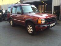 Land Rover discovery td5 2001 (300tdi 200tdi defender Range Rover )
