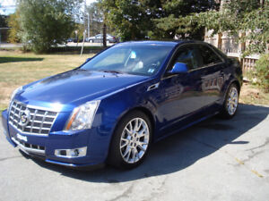 2012 Cadillac CTS Chrome Sedan
