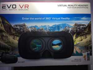 EVO VR Virtual Reality Headset