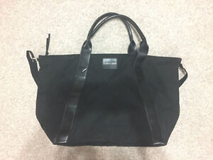 Large Zippered Victoria's Secret Tote Bag