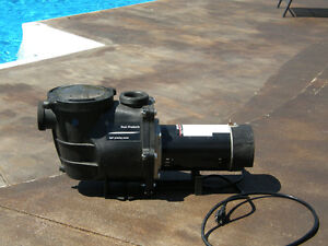 In ground or above ground 2 Speed Pool Pump