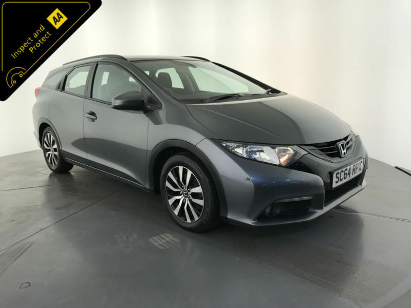 2015 HONDA CIVIC I-DTEC SE + T DIESEL ESTATE 1 OWNER SERVICE HISTORY FINANCE PX