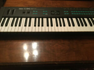 YAMAHA DX27 KEYBOARD