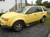 2003 Saturn VUE SUV, Crossover