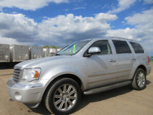 2007 Chrysler Aspen LIMITED 4X4-DVD-HDTV-LEATHER-SUNROOF